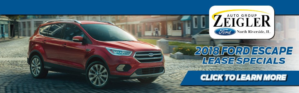 Ford Escape Lease Offer