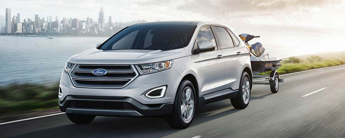 Ford Edge Vs  Chevy Equinox Towing Capabilities In North Riverside Il