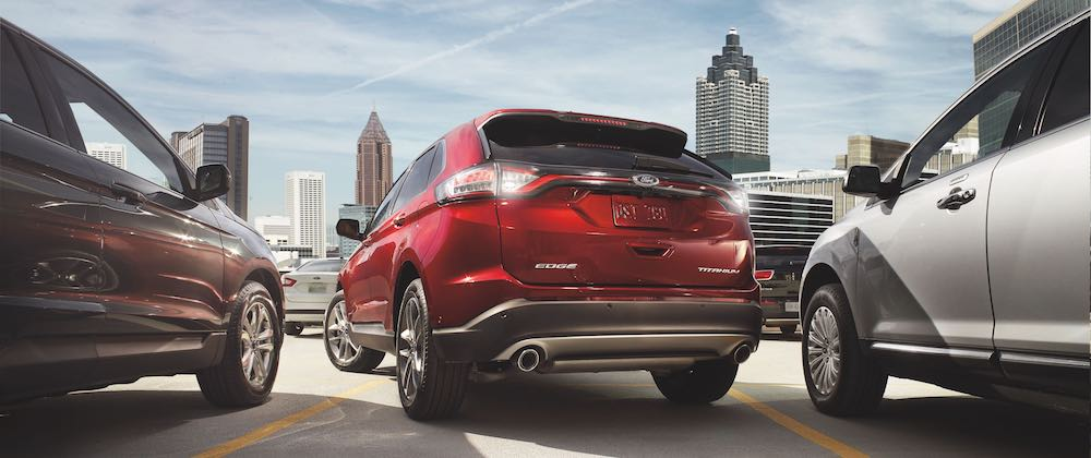 Ford Edge Vs  Nissan Rogue Safety Features In North Riverside Il