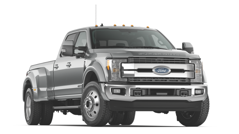 2019 Ford F-450 Silver