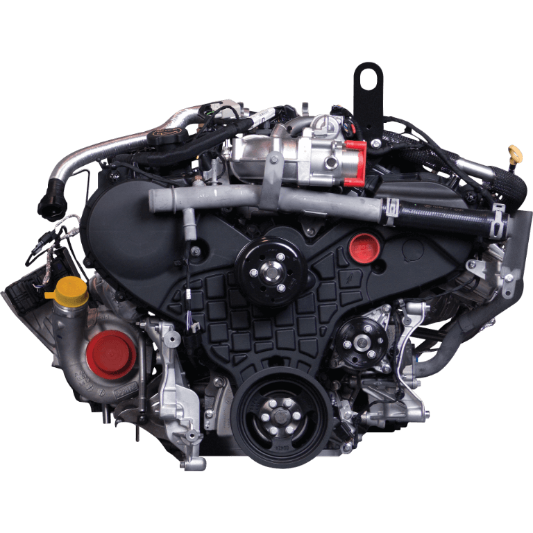 Ford F-150 3.0 Power Stroke Turbo Diesel Engine