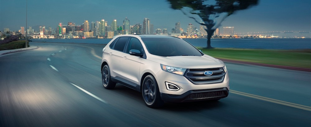 Ford Edge Trim Options In North Riverside Il