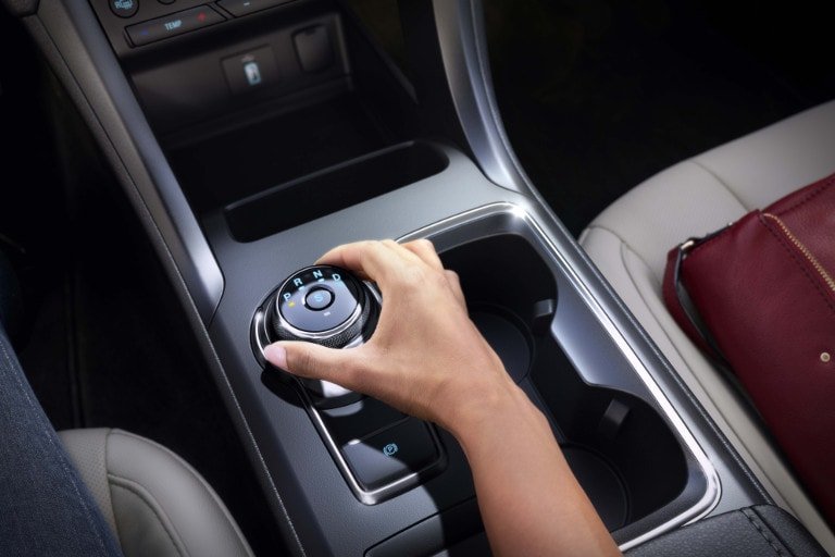 2019 Ford Fusion gear