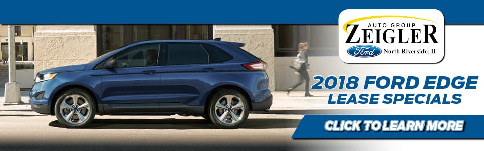 Ford Edge Lease Deal In North Riverside Il
