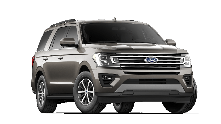 2019 Ford Expedition Brown