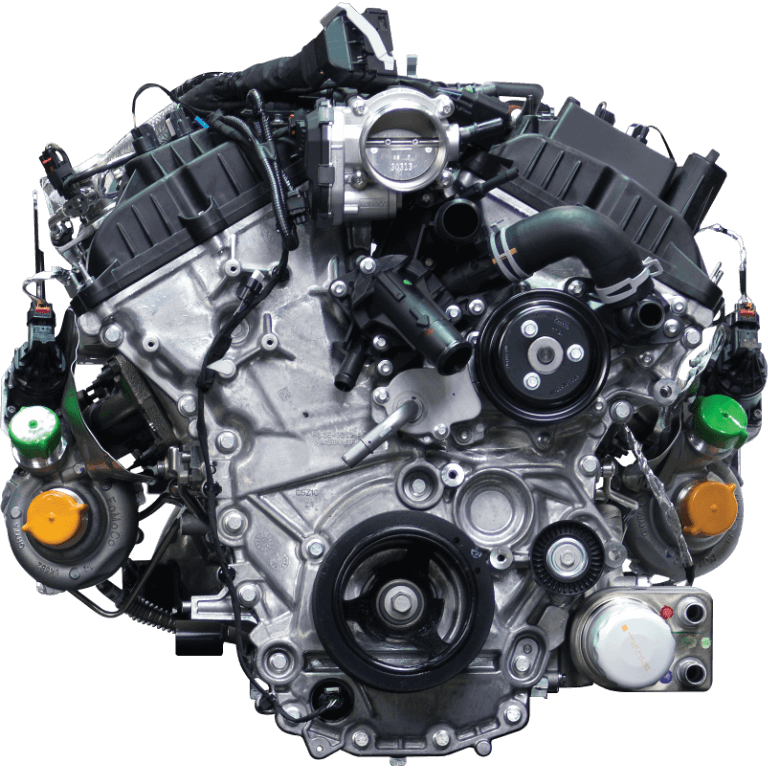 Ford F-150 3.5L EcoBoost V6 Engine