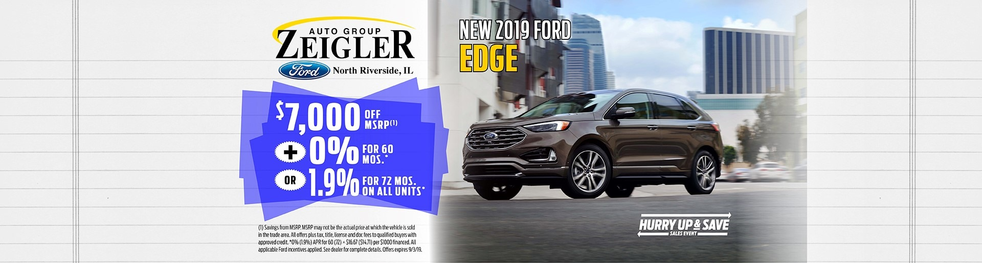 Zeigler Ford Of North Riverside New Used Chicagoland Ford Dealer