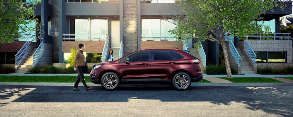 Ford Edge Vs  Chevy Equinox Comparison In North Riverside Il