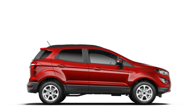2018 Ford EcoSport SE Red
