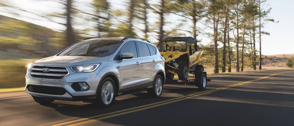2018 Ford Escape Towing Capacity