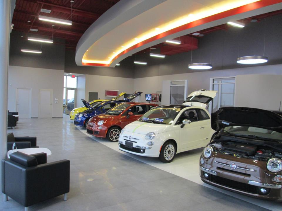 Zeigler FIAT Of Grandville New FIAT Dealership In GRANDVILLE MI - Fiat dealership michigan