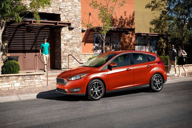 2018 Ford Focus available near BLoomfield