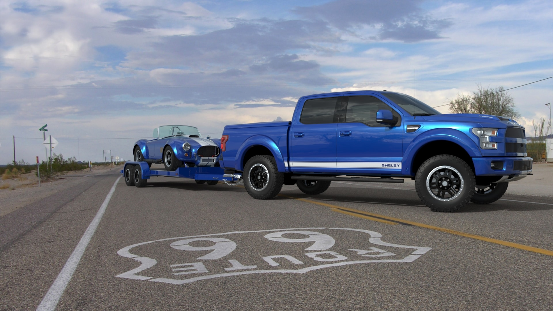 Super Snake Shelby F150 >> 2017 Shelby F-150 | Ziems Ford Corners in NM