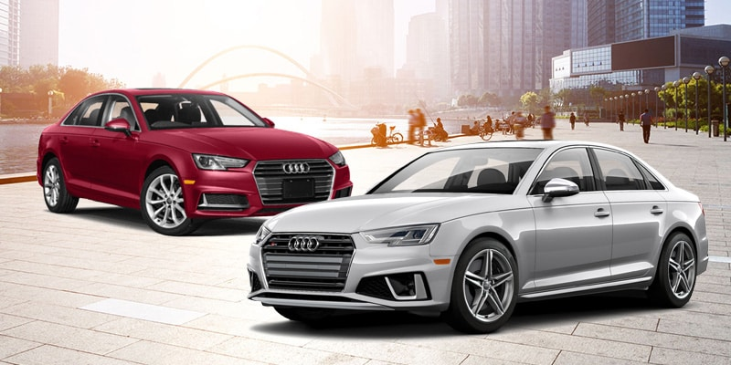 2019 Audi A4 &  S4 Special