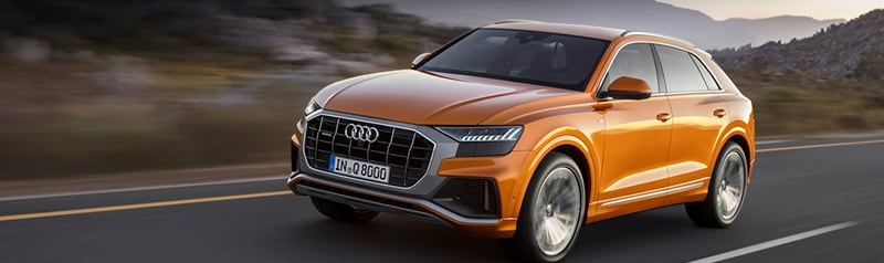 2020 Audi Q8 For Sale in Madison, WI