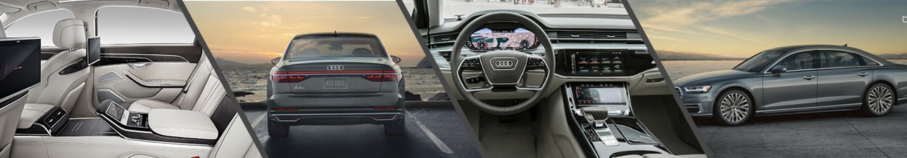 New 2019 Audi A8 for Sale Madison WI