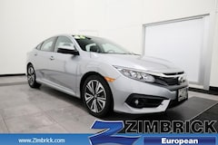 2016 Honda Civic 4dr CVT EX-L Car
