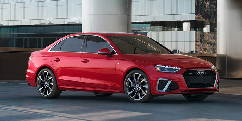 2020 Audi A4 Special