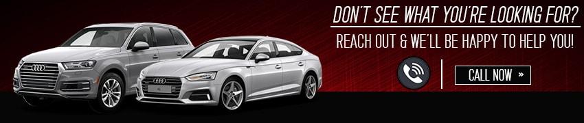 New Audi Cars & SUVs For Sale Madison WI | Middleton | Sun Prairie