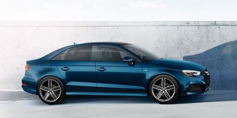 2019 Audi A3 Special