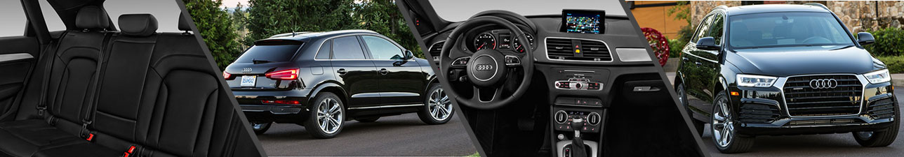 New Audi Q3 for Sale Madison WI