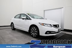 2015 Honda Civic 4dr CVT EX-L Car
