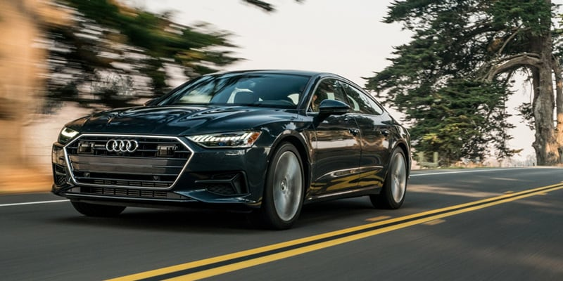 2019 Audi A7 Special
