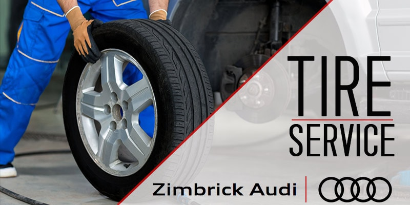 Audi Tire Service | Shop & Service | Buy Audi Tires | Madison WI