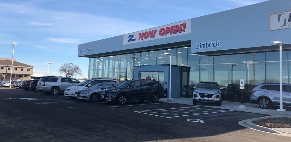 Zimbrick Hyundai East >> Zimbrick Hyundai Madison New Hyundai Dealership In