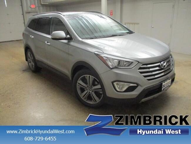 2014 Hyundai Santa Fe Limited For Sale >> Used 2014 Hyundai Santa Fe Limited Suv For Sale In Madison Wi