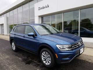 2018 Volkswagen Tiguan 2.0T S 4MOTION SUV for sale in Madison at Zimbrick Volkswagen of Madison