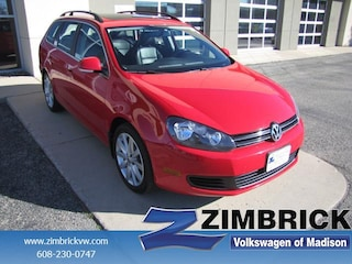 Bargain Used 2012 Volkswagen Jetta Sportwagen 4dr DSG TDI w/Sunroof Station Wagon Madison, WI
