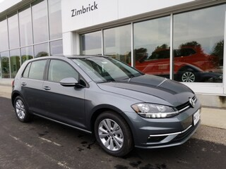 2018 Volkswagen Golf TSI SE Hatchback for sale in Madison at Zimbrick Volkswagen of Madison