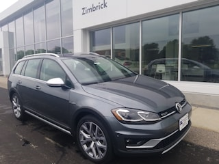 2018 Volkswagen Golf Alltrack TSI SEL Wagon for sale in Madison at Zimbrick Volkswagen of Madison