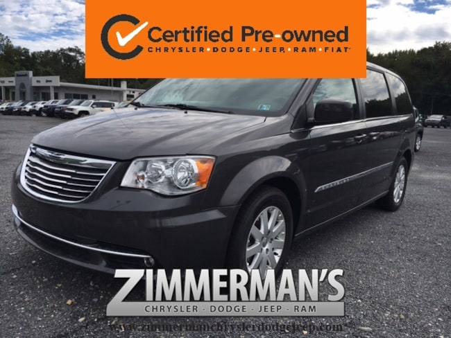 Used 2016 Chrysler Town Country Touring For Sale Sunbury Pa