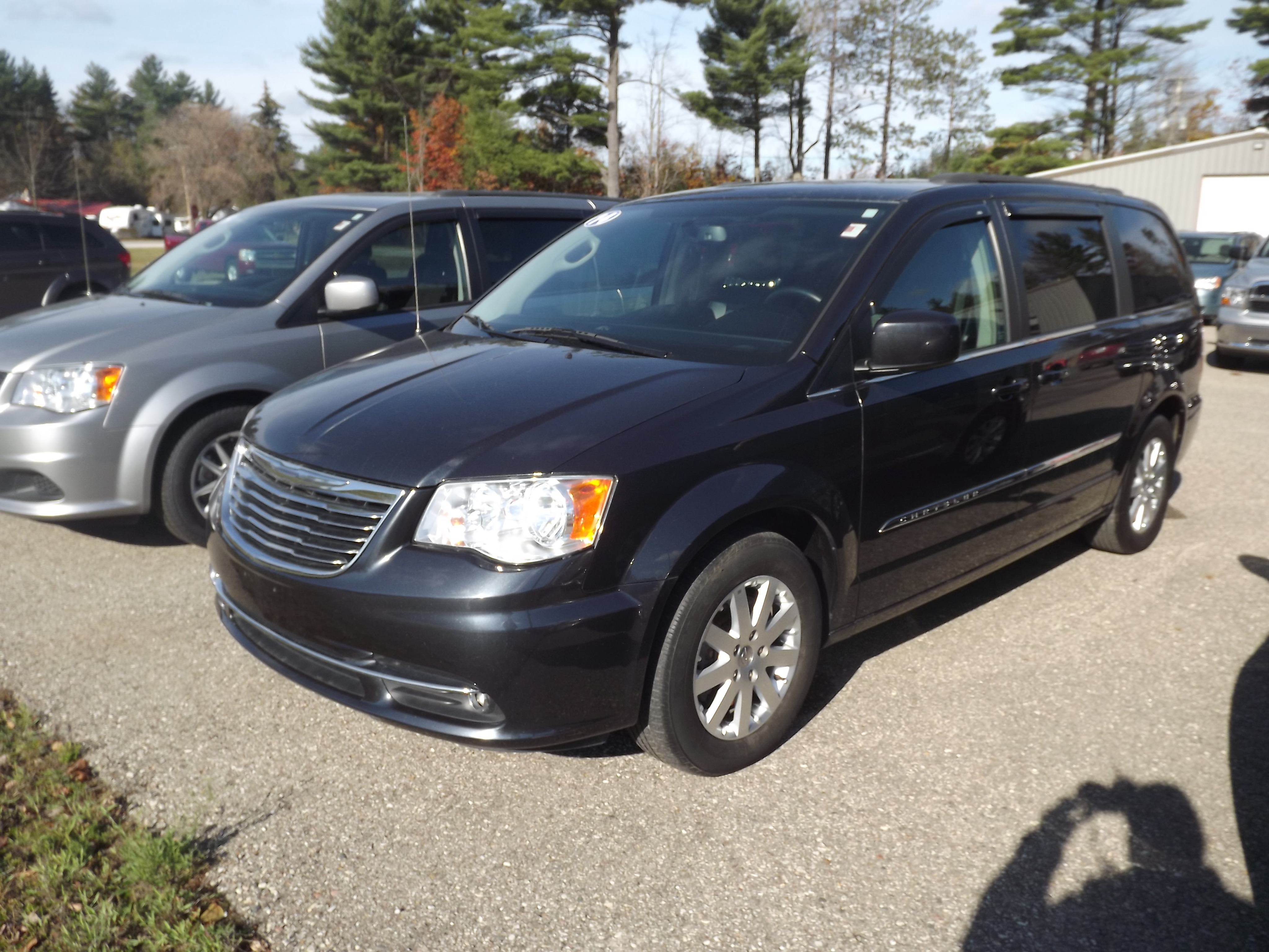 Used 2014 Chrysler Town Country Touring For Sale Tawas City Mi And Minivan