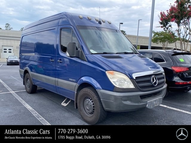 used 2008 Dodge Sprinter Van 2500 car, priced at $13,000