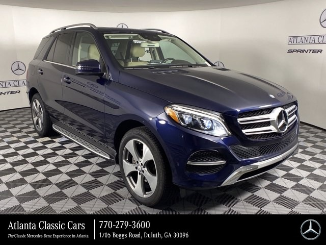 used 2017 Mercedes-Benz GLE 350 car, priced at $38,198
