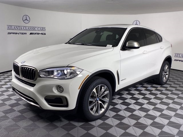 used 2018 BMW X6 car, priced at $44,857