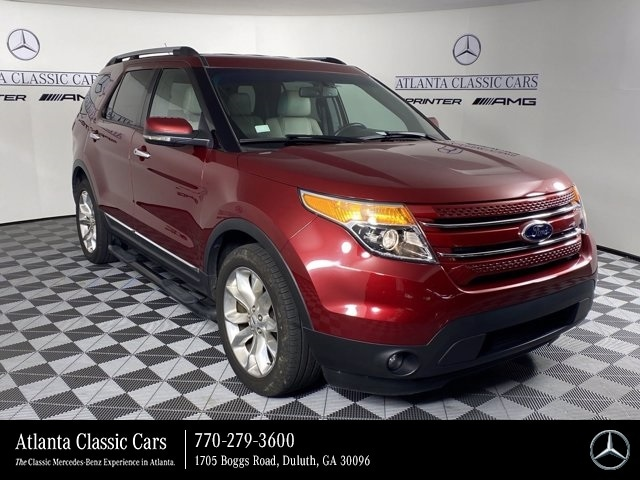 used 2013 Ford Explorer car, priced at $17,999