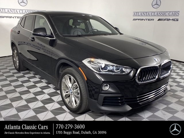 used 2018 BMW X2 car, priced at $30,999