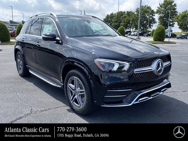 new 2020 Mercedes-Benz GLE 350 car, priced at $63,870