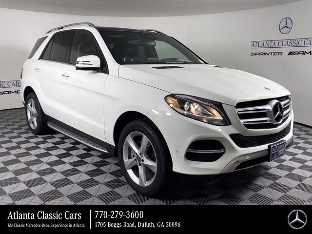 used 2017 Mercedes-Benz GLE 350 car, priced at $37,468