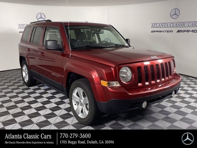used 2015 Jeep Patriot car, priced at $9,599