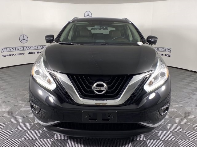 used 2017 Nissan Murano car, priced at $23,256