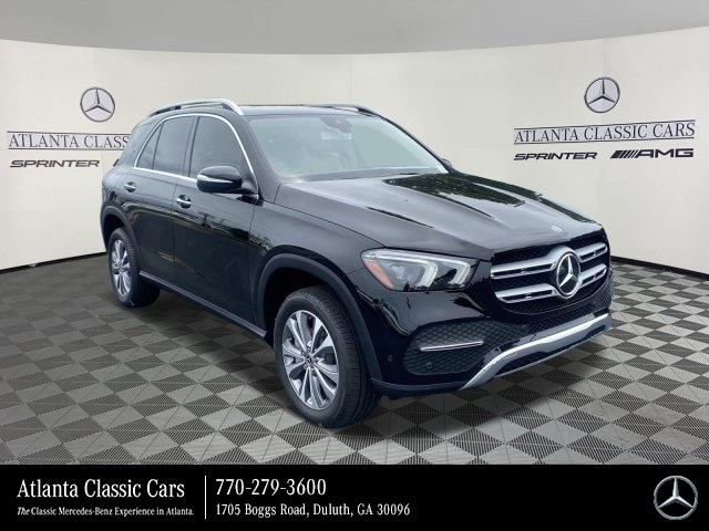 new 2020 Mercedes-Benz GLE 350 car, priced at $59,945