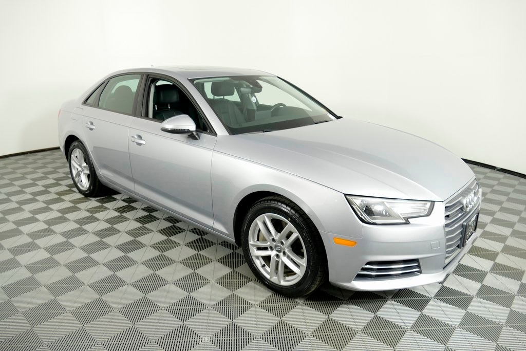 used 2017 Audi A4 car, priced at $19,483