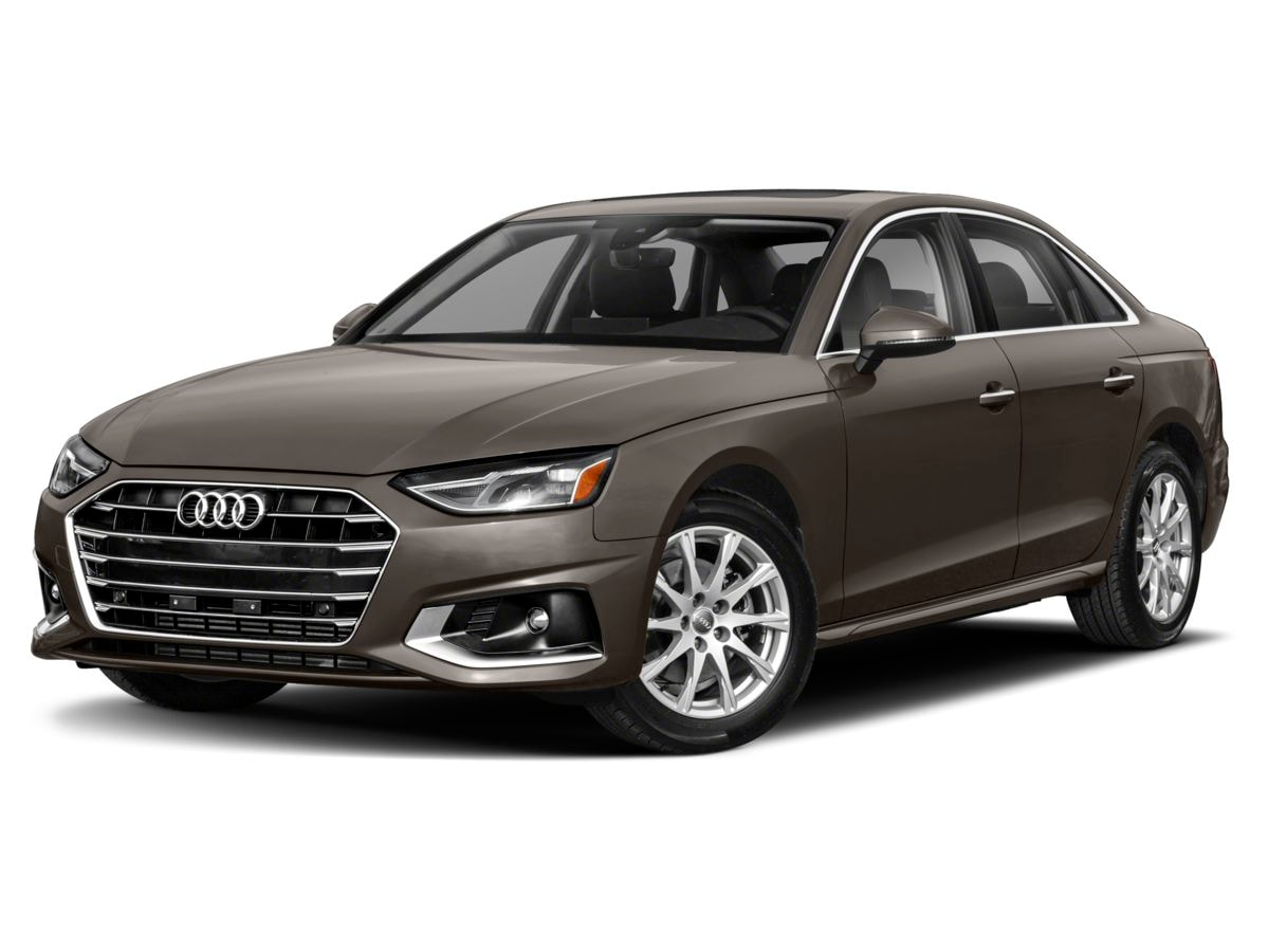 new 2021 Audi A4 car, priced at $48,705