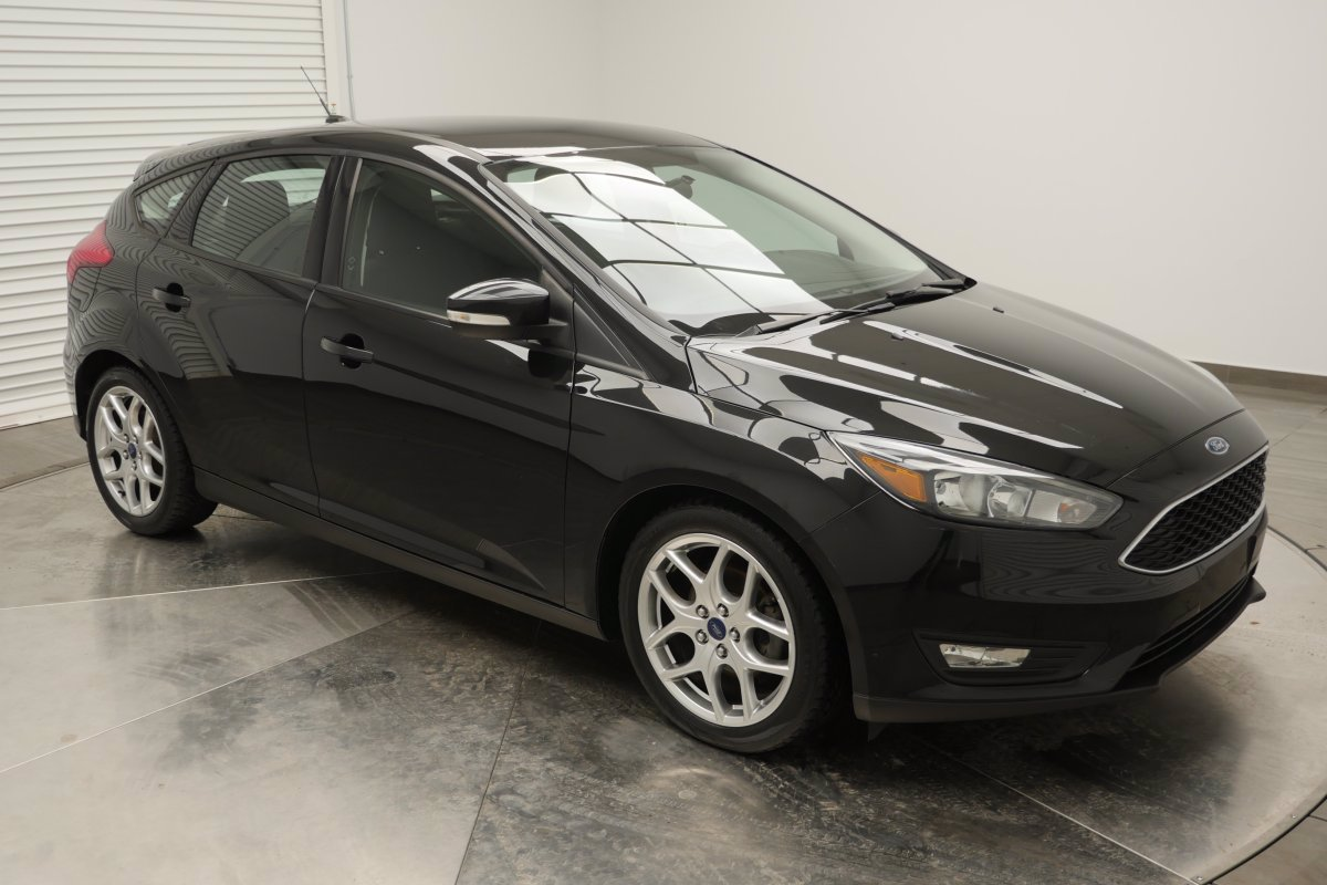 used 2015 Ford Focus car, priced at $12,980