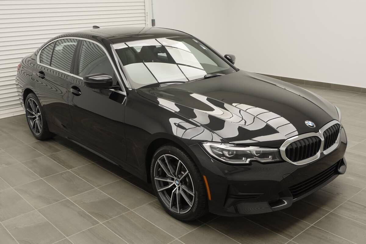 used 2020 BMW 3-Series car